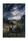 Storm Coming on Giclee Print by Pinckney Marcius-Simons