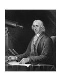 David Rittenhouse Giclee Print by James Barton Longacre