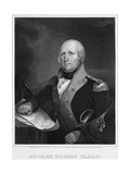 George Rogers Clark Giclee Print by Thomas B. Welch