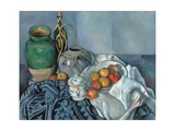 Still Life with Apples Giclee Print by Paul Cézanne