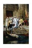 The Wedding Giclee Print by Pietro Gabrini