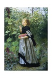 A Garden Harvest Giclee Print by Frederick Smallfield