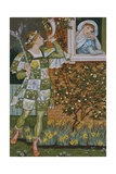 The Garden of Love Giclee Print by Walter Crane