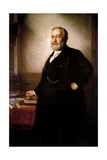 Benjamin Harrison Giclee Print by Eastman Johnson
