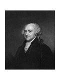 John Adams Giclee Print by James Barton Longacre