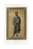 Book Illustration of Saint Mark Giclee Print