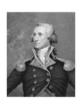 Portrait Engraving of George Washington after Painting Giclee Print by John Trumbull
