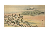 Fkeiga Giclee Print by Ando Hiroshige