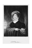Dolley Madison Giclee Print by John Francis Eugene Prud'Homme