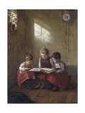 Happy Story Giclee Print by Walther Firle