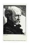 Hebbel Giclee Print by Karl Bauer