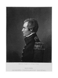 Major General Edmund Gaines Giclee Print by James Barton Longacre