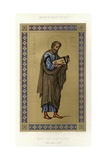 Book Illustration of Saint John the Evangelist Giclee Print