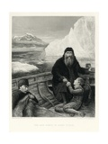 The Last Voyage of Henry Hudson Giclee Print by William Greatbach