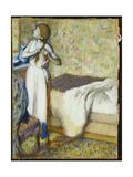 Morning Toilet Giclee Print by Edgar Degas