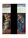 Annunciation Giclee Print by Sandro Botticelli