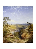 Richmond, Yorkshire Giclee Print by Edmund John Niemann