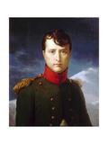 Napoléon Bonaparte Premier Consul Giclee Print by Francois Gerard