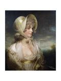 The Hon. Lucy Byng Giclee Print by John Hoppner