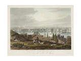 Baltimore from Federal Hill Giclee Print