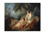 The Four Seasons: Summer Giclee Print by Francois Boucher