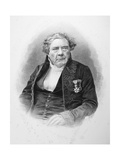 Engraving after Jacques Babinet Photograph Giclee Print by Pierre Petit