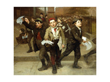 Extra Giclee Print by John George Brown