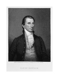 James Monroe Giclee Print by Asher Brown Durand