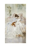 Precious Moments Giclee Print by Mary Louise Gow