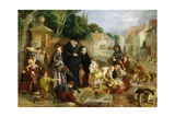 The Lost Change Giclee Print by William Henry Knight