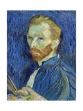 Self-Portrait Giclee Print by Vincent van Gogh