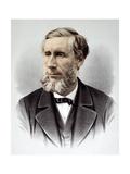 Professor John Tyndall Frs Giclee Print