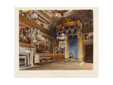 The King's Audience Chamber, Windsor Castle Giclee Print