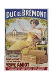 Duc De Bremont Poster Giclee Print
