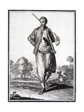 Turkish Janissary Giclee Print