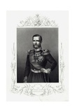 The Grand Duke Constantine Engraving Giclee Print
