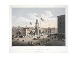 Independence Hall Giclee Print