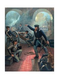 Grant at the Capture of the City of Mexico Giclee Print