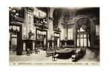 Monte-Carlo - Le Casino Postcard Giclee Print