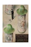 Filmotechnika Polish Film Festival Poster Giclee Print