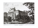 Dalhousie Castle Giclee Print