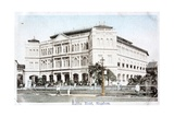 The Raffles Hotel in Singapore Giclee Print