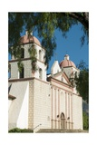 Santa Barbara Mission, California Giclee Print