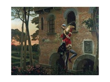 Scene from Romeo and Juliet Giclee Print