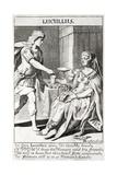 Lucius Licinius Lucullus Giclee Print