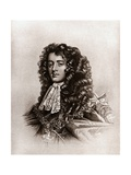 Portrait of James, Duke of Monmouth Giclee Print