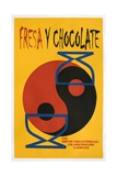 Fresca Y Chocolate Movie Poster Giclee Print