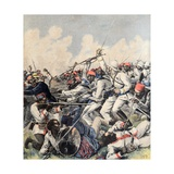 French Expedition or War in Madagascar (1895) Giclee Print