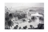 The Port of Bristol in the Early 19th Century Giclee Print