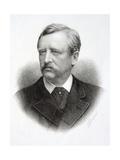 Freiherr Nils Adolf Erik Nordenskiöld Giclee Print